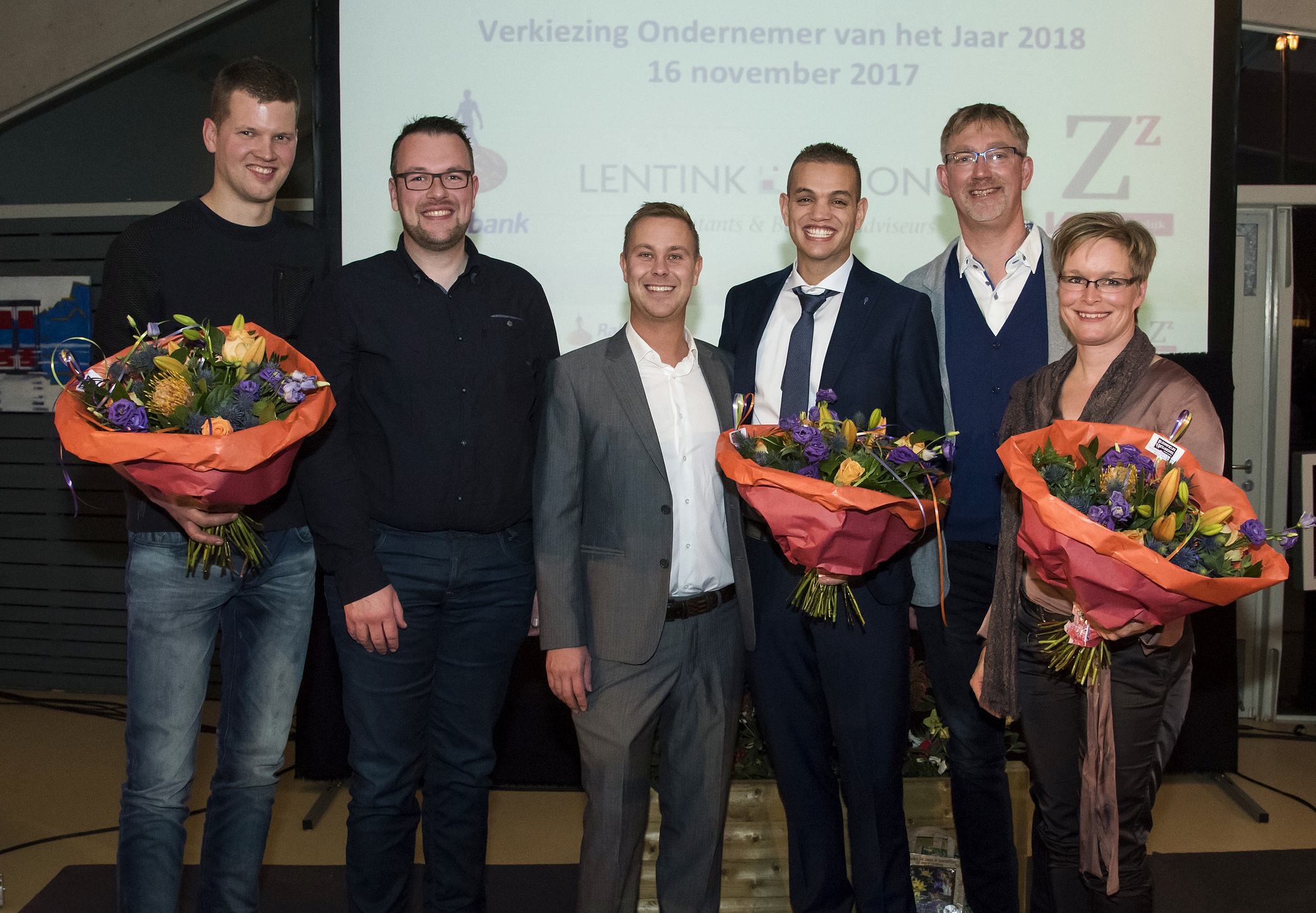 Verkiezing Ondernemer van het Jaar 2018 van start