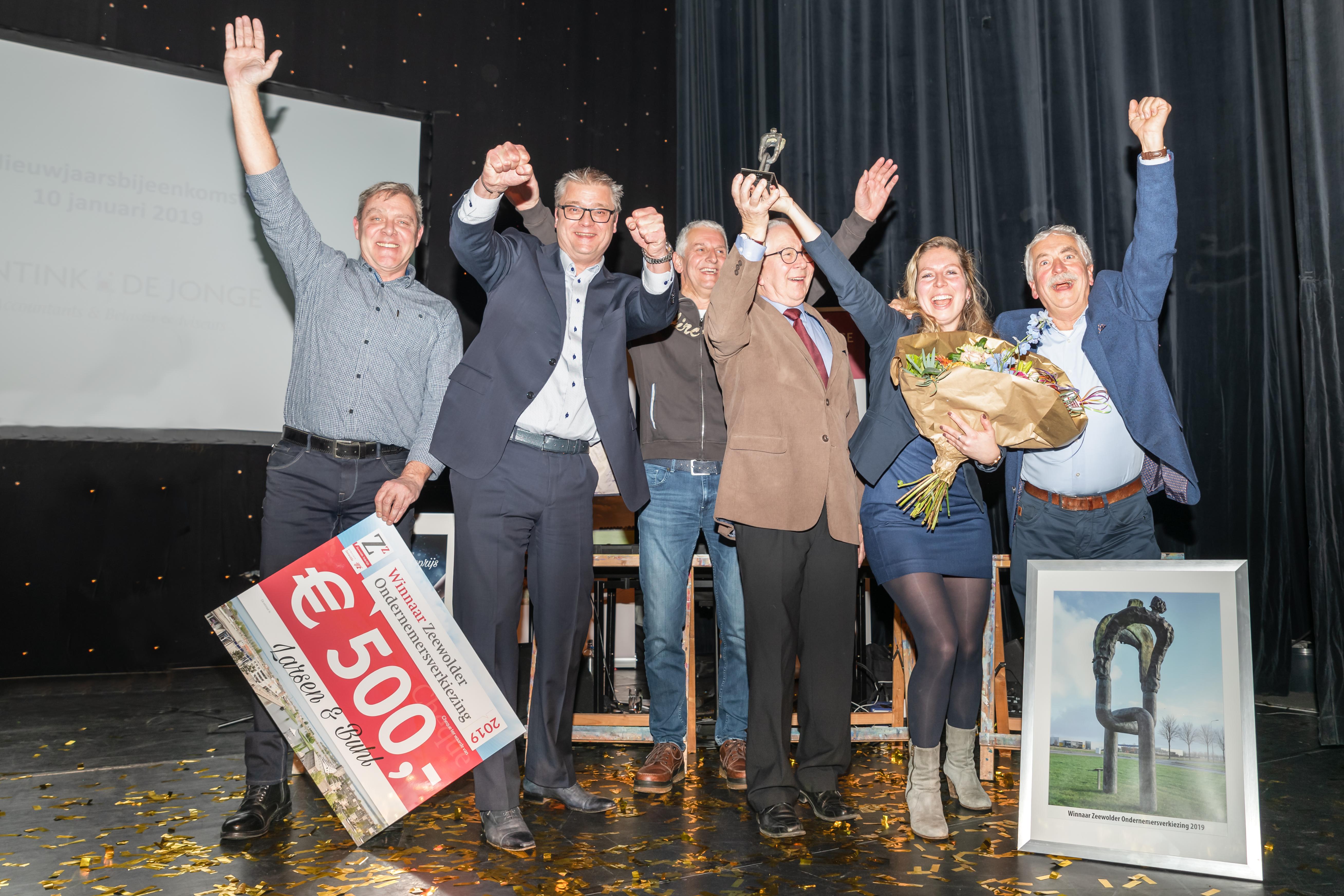 Larsen & Buhl is winnaar van 2019
